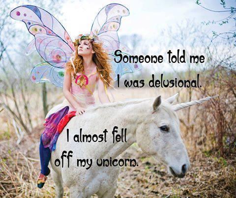 unicorn woman