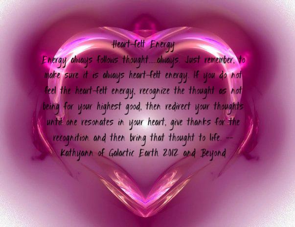 Heart-felt Energy