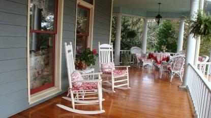Iris Meadows Porch