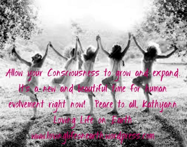 Consciousness Grow