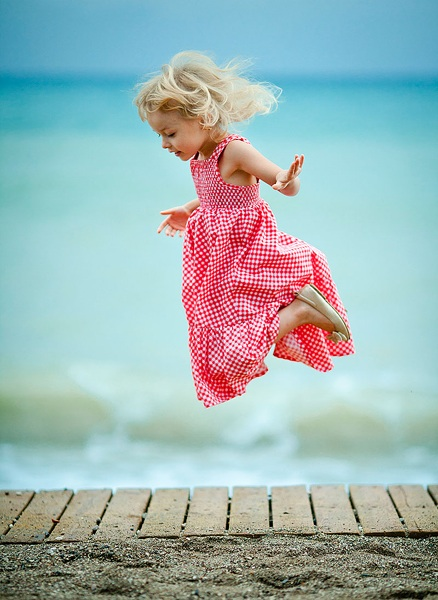 Don't be afraid to take a leap of faith