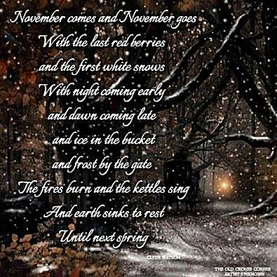 november comes and go 2