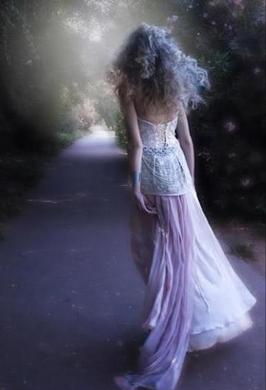 woman wanderer