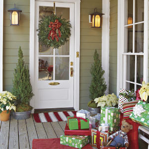 Christmas porch 1