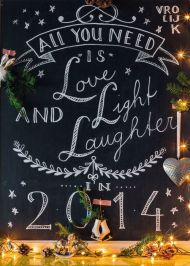 2014 love, light, and laughter