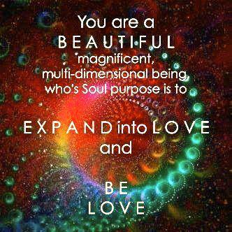 multidimensional being