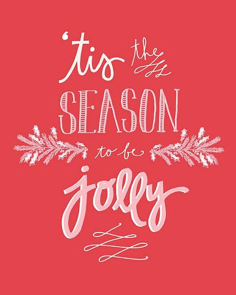 tis the season to be jolly christmas