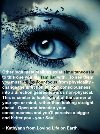 adjust consciousness