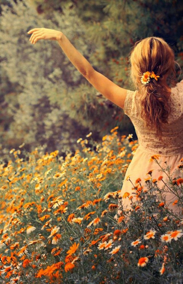 woman-in-wildflowers